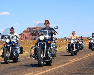 Motorradreisen in Nordamerika