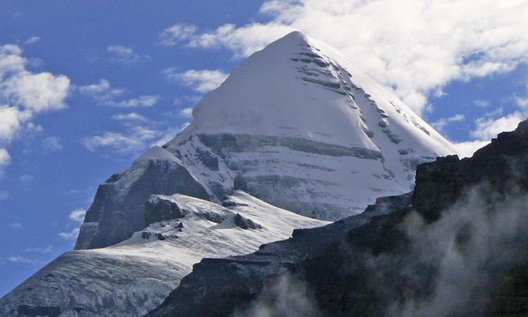 Der heilige Mount Kailash