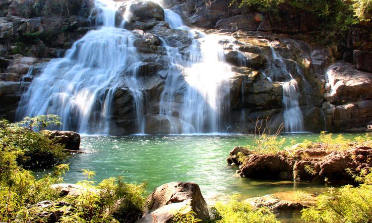 Wasserfall nahe Chiang Mai