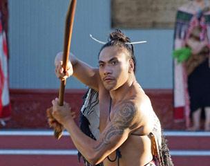 Neuseeland Maori Krieger - das Beste der Nordinsel