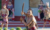 Maori Tanz