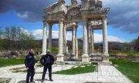 Der berühmte Aphrodite Tempel