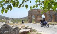 Einfahrt zur antiken Stadt Patara