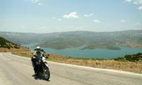 Ein letztes Mal auf der schönen Küstenstraße nach Antalya