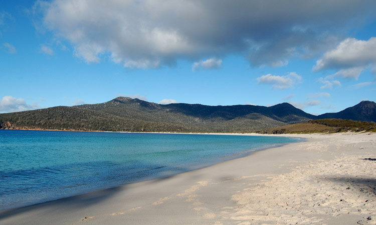 Die Wineglass Bay