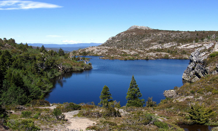 Tolle Panoramen am Overland Track