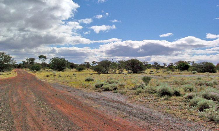 Outback Piste