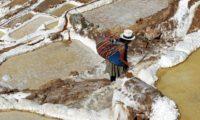 Die Salinen im Tal der Inkas