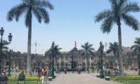 Wieder zurück in Lima