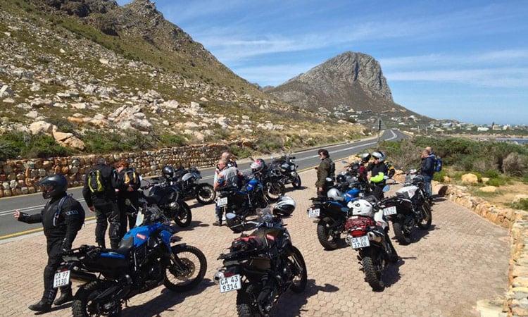 Letzte Pause vor Kapstadt