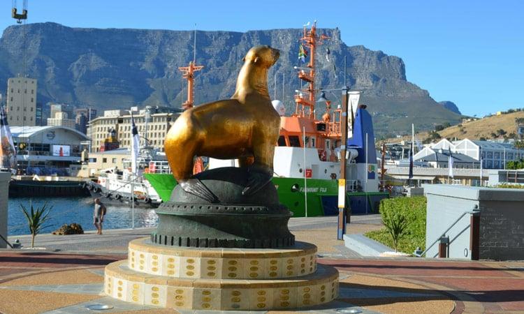 Kapstadt V&A Waterfront