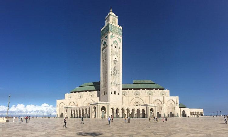 Mosche in Casablanca