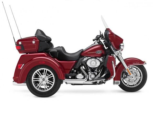 Harley-Davidson Triglide Trike