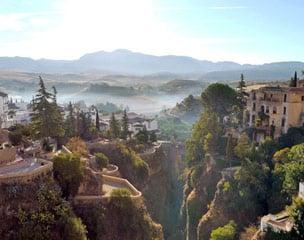 Andalusien Klassik selfguided Motorradtour