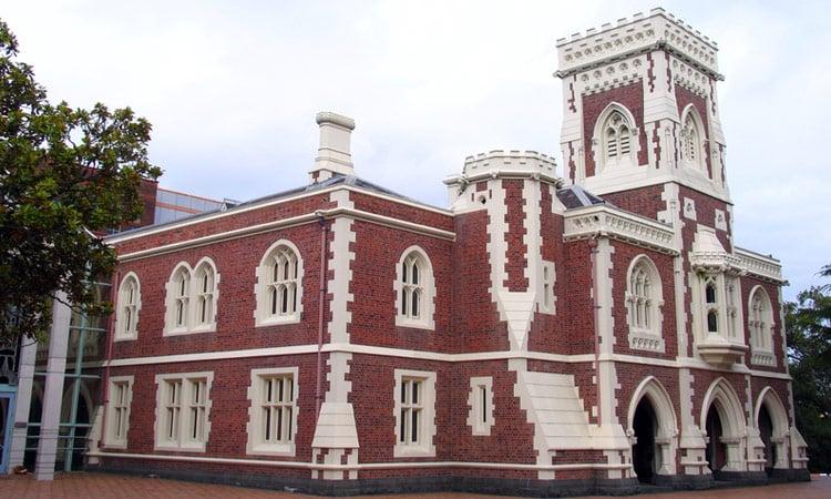 Historisches Haus in Auckland