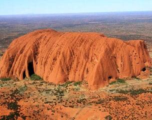 Australien Nord- Süd Durchquerung
