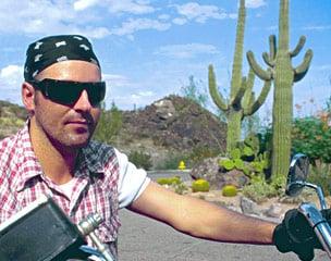 Baja California Motorradtour