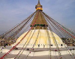 Bezauberndes Nepal Motorradtour