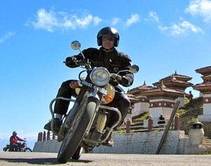 Bhutan & Sikkim Motorradtour