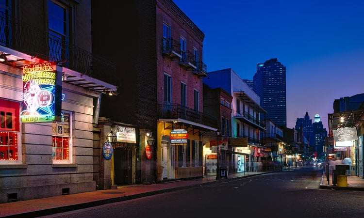 Big Daddys Bar New Orleans