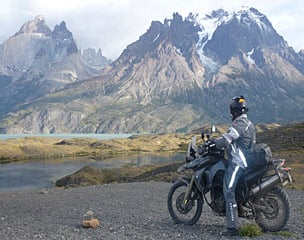 Chile-Patagonien-Feuerland selfguided Motorradtour
