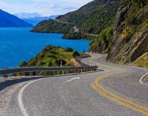 Neuseeland Coastal Classic Motorradtour