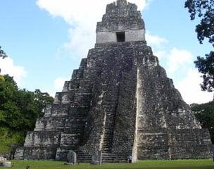 Durch die Welt der Maya Motorradtour