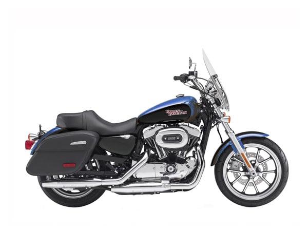 Harley-Davidson Sportster 1200T super low