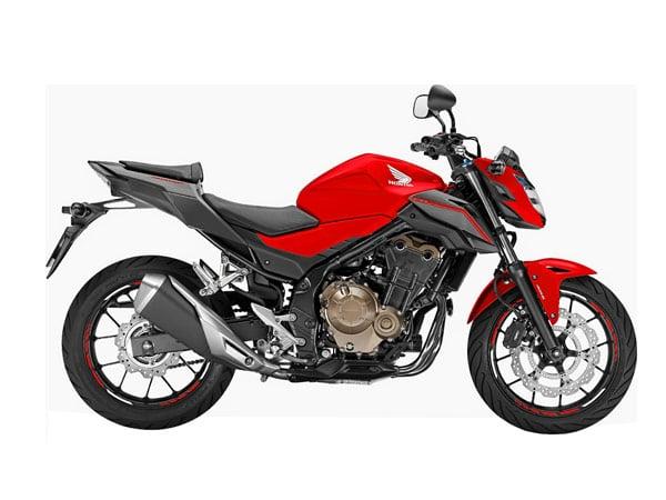 Honda CB 500 FA