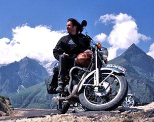 Indien Ladakh Motorradtour
