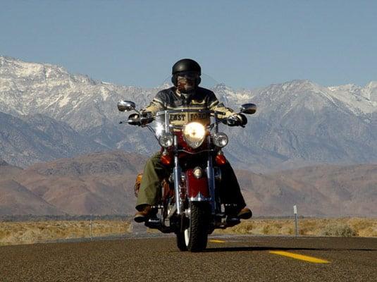 Kanada geführte Motorradtouren