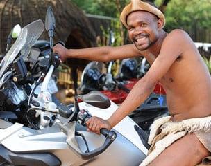 "Südafrika ""von Kapstadt nach Johannesburg"" Motorradtour"