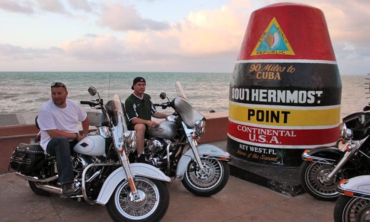 Key West südlichster Punkt