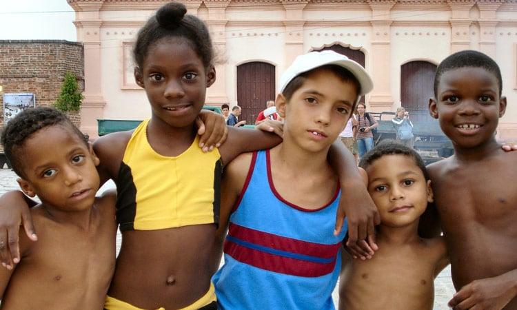 Kinder in Kuba