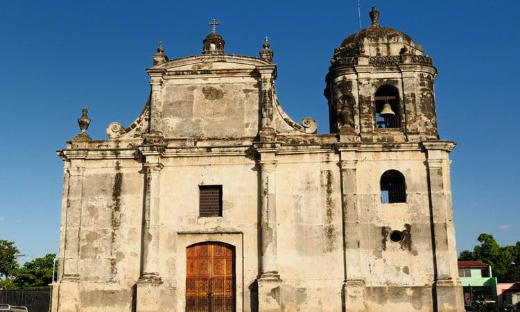 Alte Kirche in San Juan