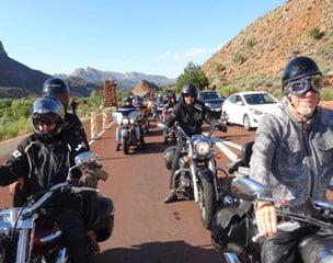 USA Klassischer Westen Motorradtour