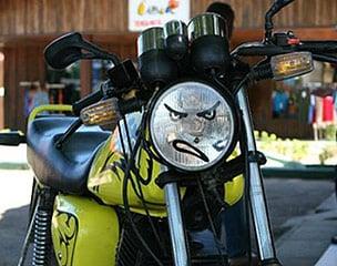 Kuba der Westen Motorradtour