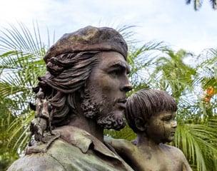 Santa Clara Che Guevara Statue