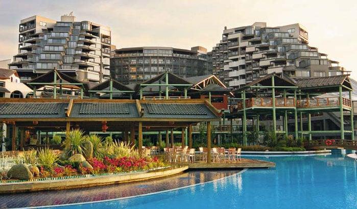 5 Sterne Hotel Limmak Lara Deluxe Antalya
