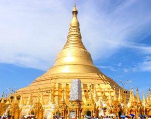 Myanmar Motorradtour