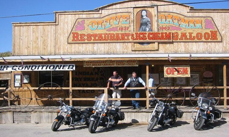 Olive Oatman Saloon