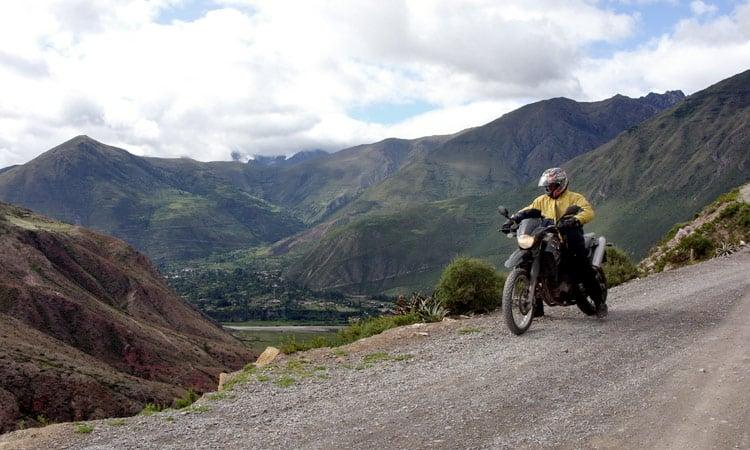Peru An den Nabel der Welt Motorradtour