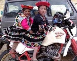 Peru der Norden Motorradtour