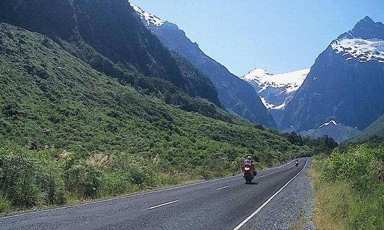 Wir verlassen die Berge