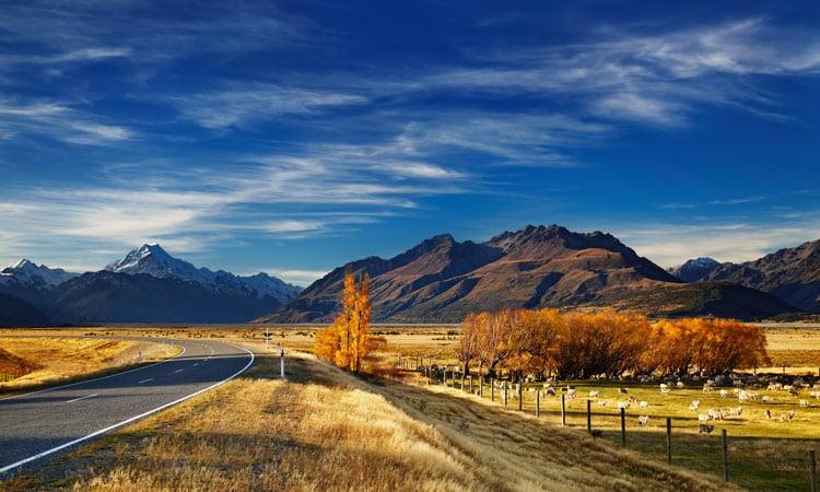 Ein atemberaubendes Panorama