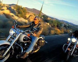 Route 66 Classic Motorradtour