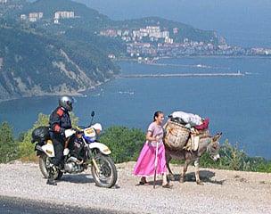 Schwarzmeerküste und Anatolien