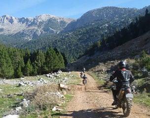Das Taurus Gebirge und Kappadokien