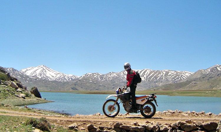 Traumhaftes Panorama im Taurus Gebirge