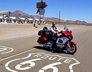 Das Herz der Route 66